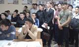 """""""Ислом Каримов – истиқлол асосчиси"""" мавзуида маънавий-маърифий тадбир."""